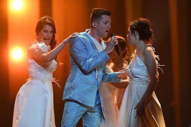 Nastup Crne Gore na Evroviziji