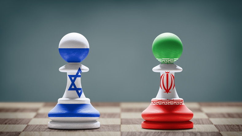 Izrael kontra Iran
