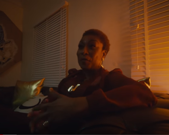 Bose Ogulu, Burna Boy's mother says a teacher told her he was going to be big. (YouTube/Burna)
