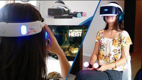 PlayStation VR - testujemy tytuły startowe. Czy sprzęt jest warty kupna na premierę?