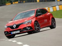 Renault Megane R.S. Trophy – tradycja zobowiązuje