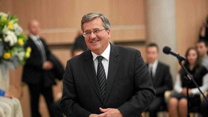 Bronisław Komorowski, fot. Agencja Gazeta/Sebastian Rzepiel