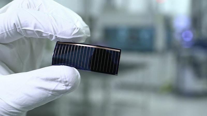 Elektryczne Audi z panelami słonecznymi