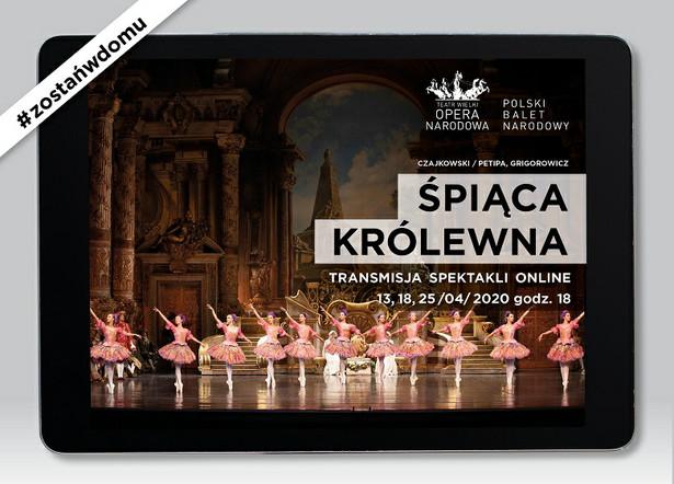 """""""Śpiąca królewna"""" to jeden z najbardziej rozpoznawalnych klasycznych spektakli baletowych"""