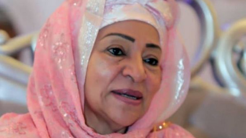 Maryam Abacha believes her late husband, General Sani Abacha did not loot any money. (TheCable)