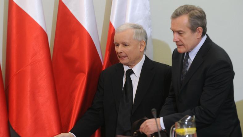Piotr Gliński spotkał się z klubem PiS