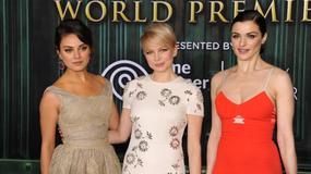 """Mila Kunis, Rachel Weisz i Michelle Williams: piękne czarownice z filmu """"Oz Wielki i Potężny"""", ale nie tylko..."""