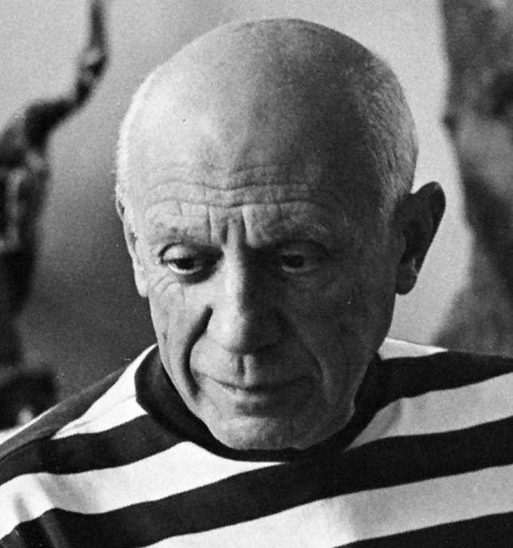 U 70 godina karijere, napravio je hiljade radova i osmislio mnoštvo stilova: Pikaso
