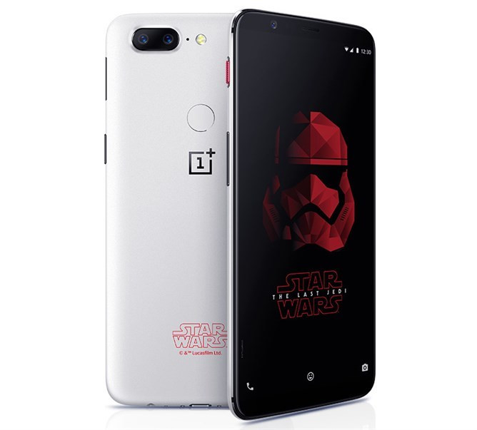 OnePlus 5T Star Wars Limited Edition