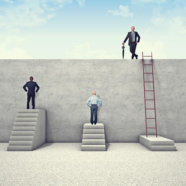Sukces praca kariera biznes