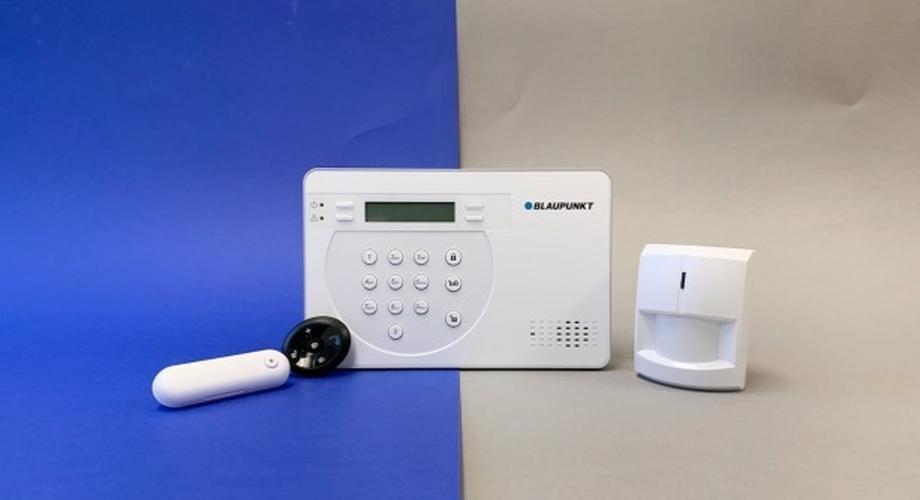 Alarmanlage Blaupunkt SA2900-R: Starterset im Test