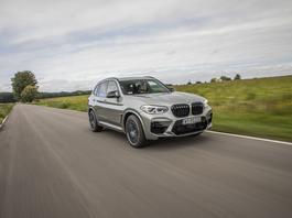 BMW X3 M Competition: 510 KM za ponad pół miliona – TEST