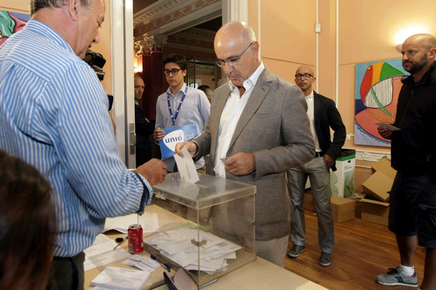 Wybory regionalne w Katalonii