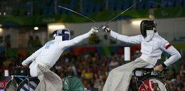 Paraolimpijczycy idą jak burza. Medal szpadzistów!