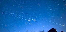 Deszcz meteorytów rozświetli niebo nad Polską!