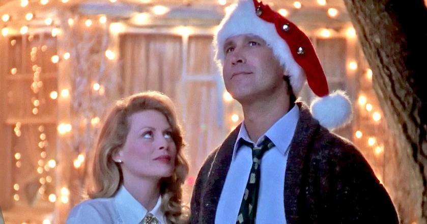 Clark Griswold ze słynnej świątecznej komedii chciał ozdobić dosłownie każdy centymetr domu światełkami