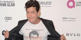 Charlie Sheen wciąż walczy z chorobą