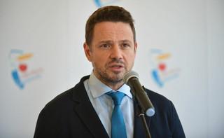 Trzaskowski: Na razie nie planujemy darmowych maseczek dla mieszkańców stolicy i przyjezdnych