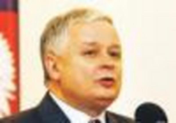 Lech Kaczyński prosi Sejm o przełożenie debaty na temat jego weta do ustawy rozdzielającej funkcję ministra sprawiedliwości i prokuratora generalnego. Fot. GP