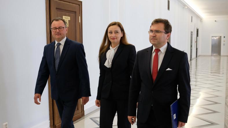 Arkadiusz Czartoryski, Małgorzata Janowska, Zbigniew Girzyński