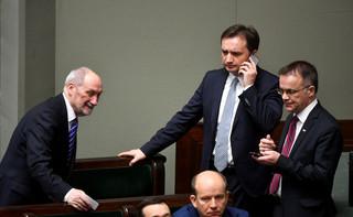 Sellin: We wtorek expose i głosowanie nad wotum zaufania dla nowego rządu