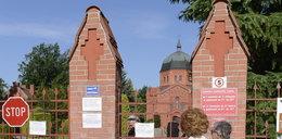 Cmentarz zamknięty do końca lipca