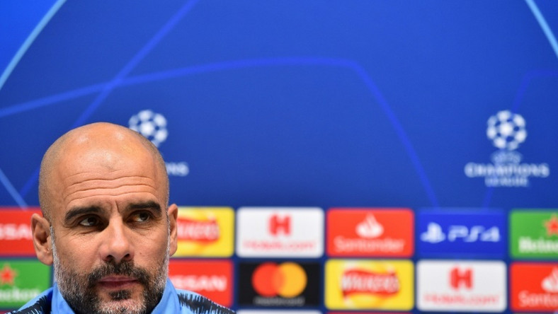 The spotlight is on Manchester City manager Pep Guardiola to come good in the Champions League