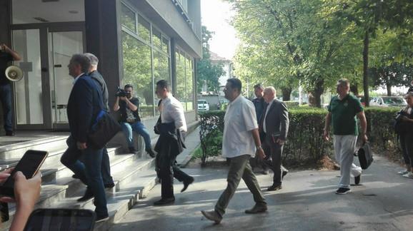Sastanak opozicije i vlasti na FPN-u