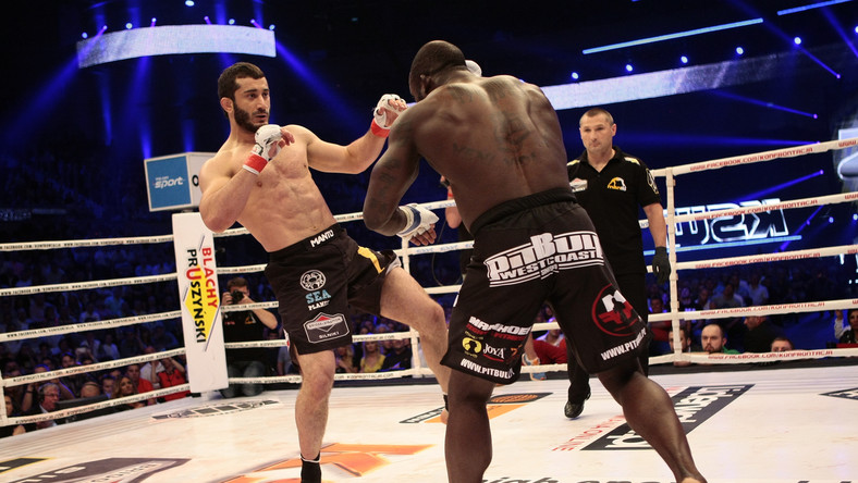 Mamed Chalidow - Melvin Manhoef