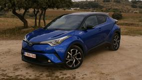 Toyota C-HR - hybrydowy SUV w rozsądnej cenie | TEST