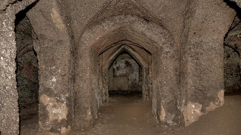 Podziemna świątynia