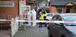 Szaleniec z siekierą zaatakował pracownicę poczty. Zatrzymano dwie osoby