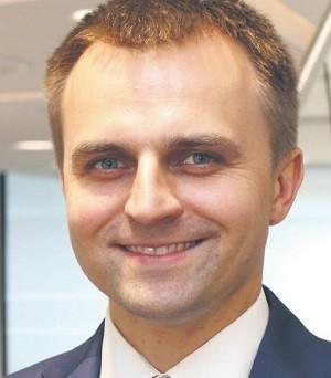 Przemysław Paprotny, partner PwC, lider ds. usług dla sektora finansowego