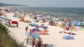 Plaże nagrodzone Błękitną Flagą 2014 w Polsce - najczystsze plaże nad Bałtykiem