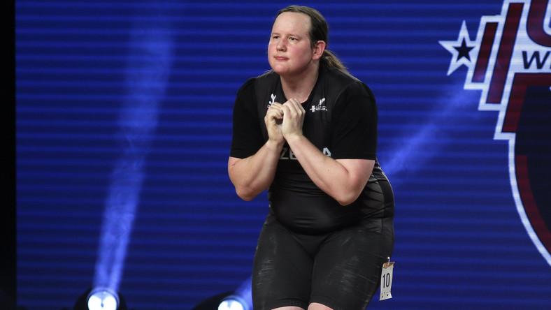 Laurel Hubbard srebrną medalistką mistrzostw świata - Sport