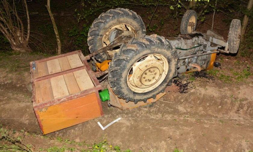 Tragiczny wypadek w Iskani w gminie Dubiecko na Podkarpaciu