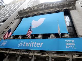 Twitter, NYSE