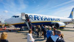 Dokąd lata Ryanair z polskich lotnisk?