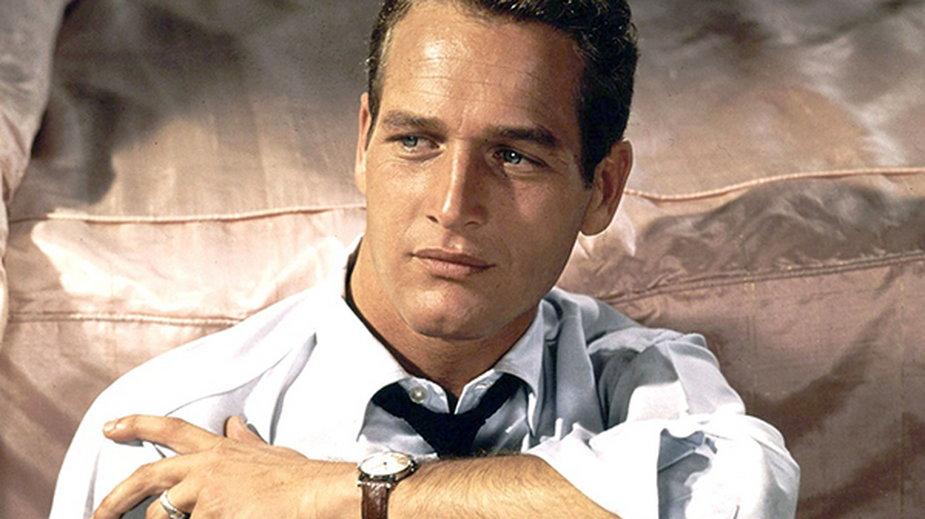 """Paul Newman jako Lew Harper w filmie """"Ruchomy cel"""" (1966)"""
