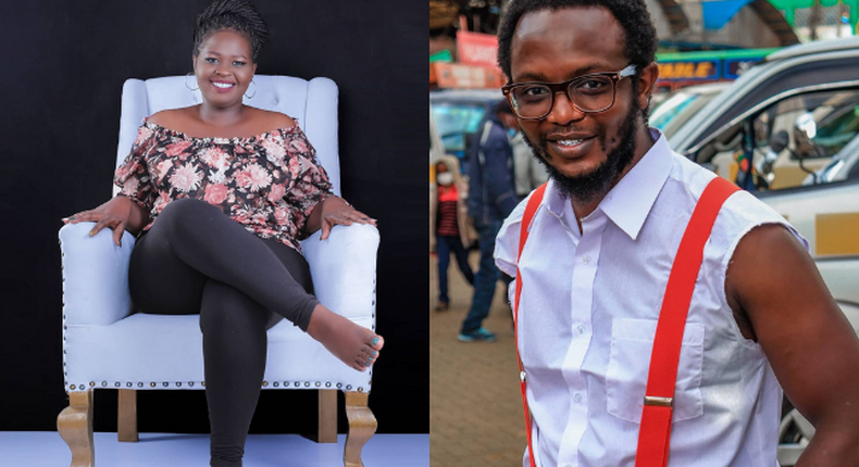 Hamo asked for DNA test – Jemutai reveals after meeting with Baby Daddy
