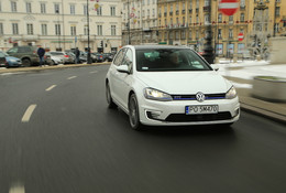 Volkswagen Golf GTE – hybrydowa alternatywa