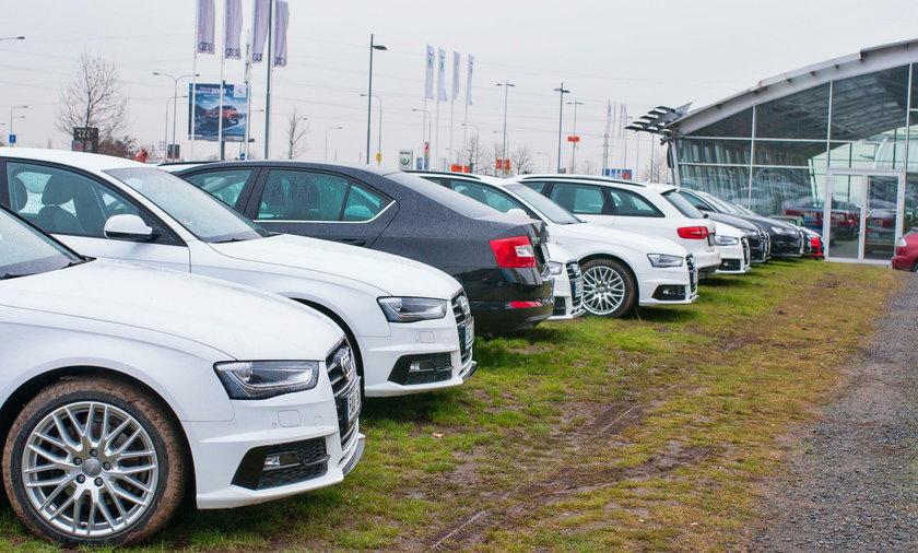 Audi wycofuje pojazdy
