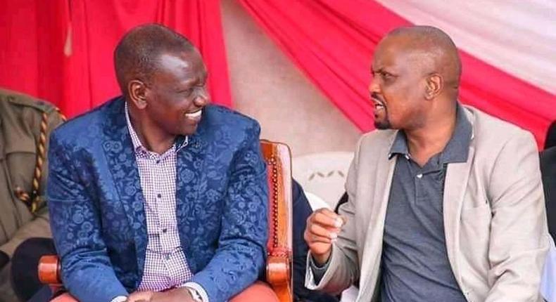 DP Ruto is going through a lot – Moses Kuria