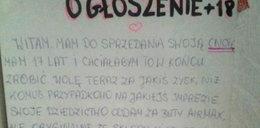 Polka sprzedaje cnotę za parę butów!