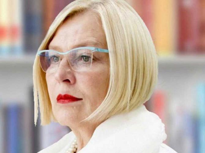 Prof dr Ljiljana Medenica