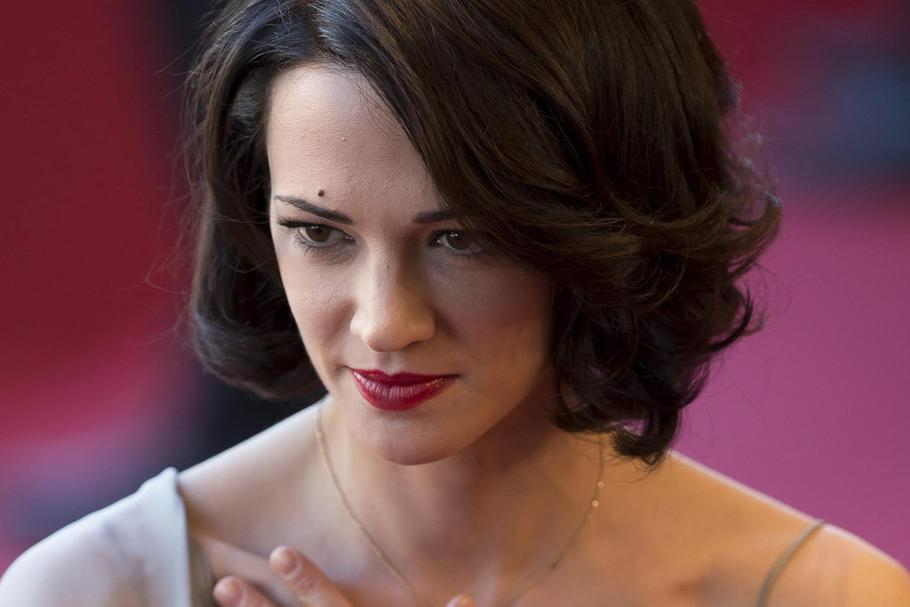 Italian actress Asia Argento accused of paying off sexual assault accuser