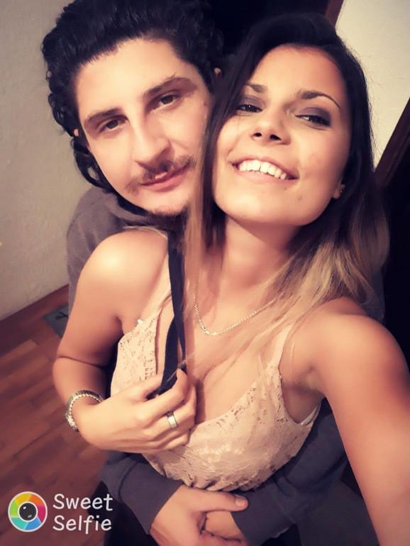 Dušan Petronijević i Violeta Jošić