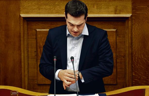 """Premier Aleksis Tsipras zachęca Greków, aby powiedzieli """"nie"""" w referendum: – Dla wierzycieli nadszedł dzień prawdy, w którym zobaczą, że Grecja się nie poddaje"""