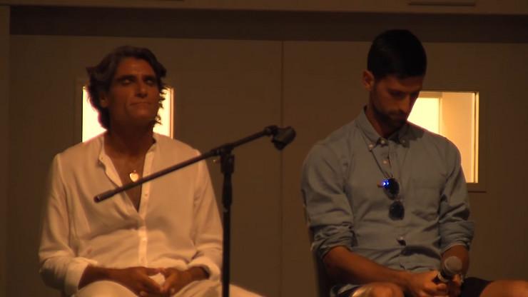 Novak Đoković i Pepe Imaz