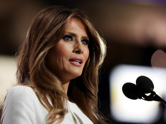 8472872d13e Melania Trump - kim jest pierwsza dama USA